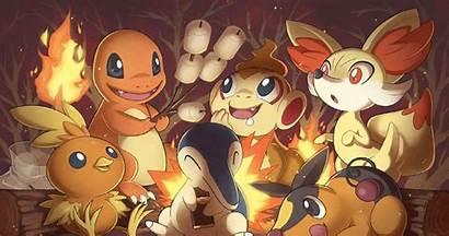 Fire Pokemon Type Starter Starters Fan