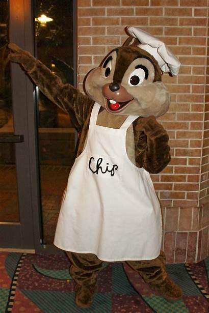 Chip Disney Goofy Disneyland Character Kitchen Dining