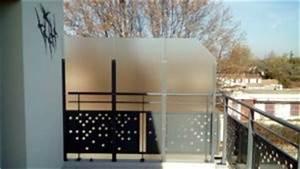 Brise Vue Plexiglass : brise vue en plexiglas brise vue amovible exterieur idmaison ~ Premium-room.com Idées de Décoration