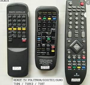 Kode Remot Ke Tv Polytron Yang Terkunci Dan Cara Menyeting