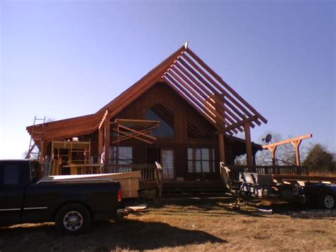 1b lake richland chambers a frame comp shingled cedar