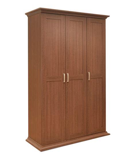 3 Door Wardrobe Shopping by Nilkamal 3 Doors Wardrobe Buy At Best Price
