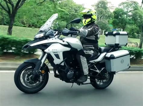 Benelli TRK 502 Test & Review – Touring on a Budget ...