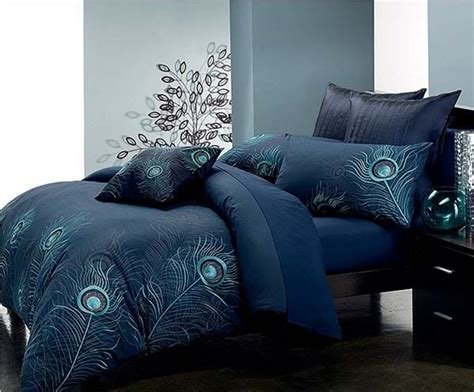 Peacock Colored Bedding by 17 Best Ideas About Peacock Bedding On Peacock