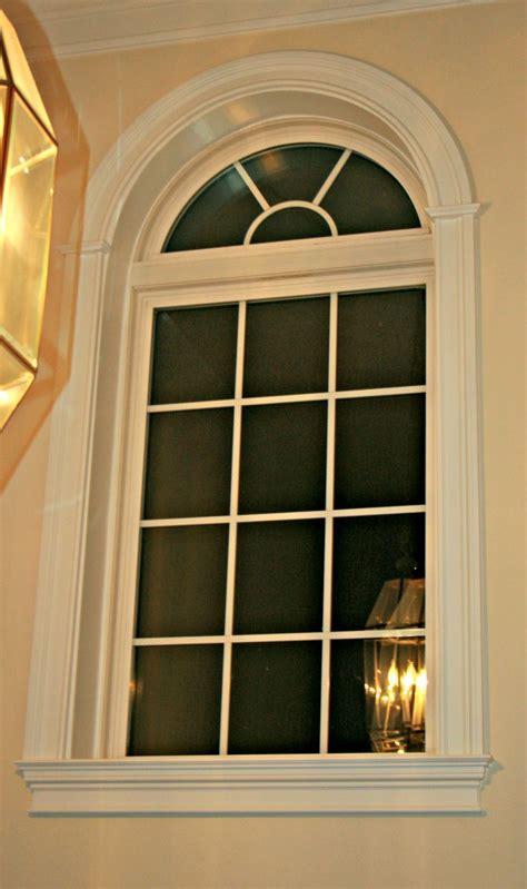 archedwindowcasingwindsor  images arched windows window casing windows