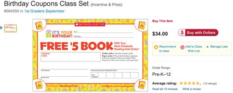 89442 Promo Codes For Scholastic Printables by Scholastic Reading Club Tips Tricks The Brown Bag