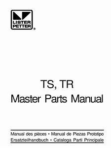 Lister Petter Ts