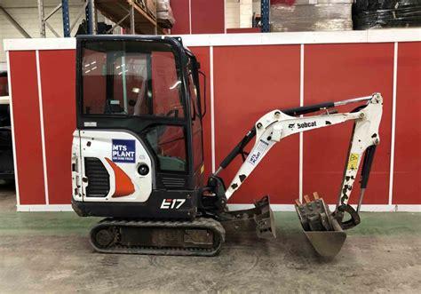 bobcat  mini excavator  sale mts plant sales