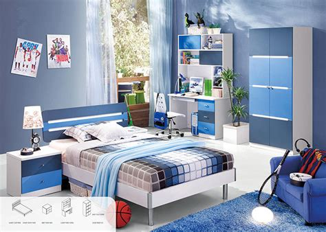 Toddler Boy Bedroom Sets Uk by Blue Color Environmental Paint Bedroom Furniture Sets