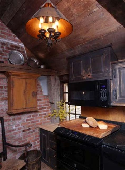 primitive country kitchen 60 best 18th 19th century kitchens images on 1652