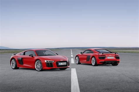2016 Audi R8 Receives A Starting Price Tag Of €165,000 In