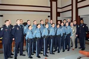 Arlington Swears in 13 Police Officers, Five Deputies ...