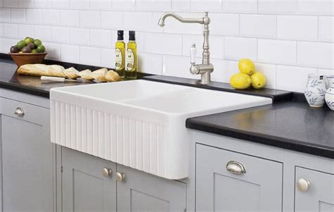 farmhouse kitchen sink white farmhouse apron sinks you will 7158
