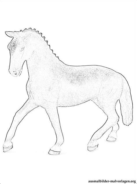 schleich pferde   ausmalbilder kostenlos und