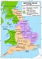 Britain 886 • Mapsof.net