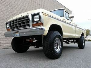 Purchase Used 1979 Ford F150 4x4 351 V8 Rust Free