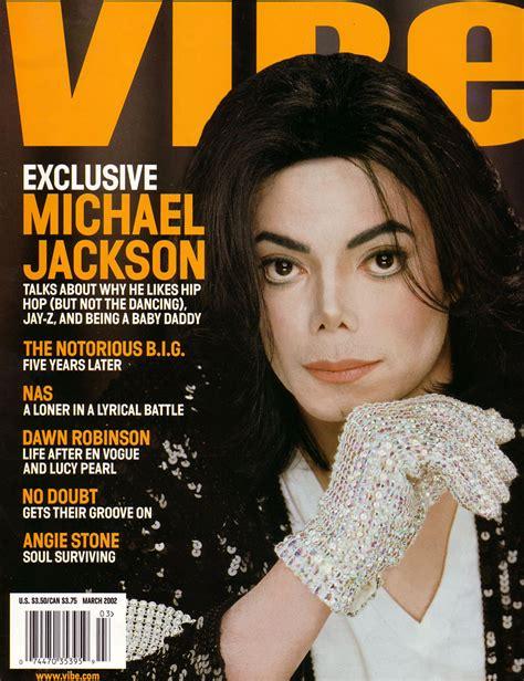 Interview: Michael Jackson Vibe Magazine 2002 - SPEECHLESS ...