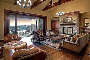 Decorating best luxury ranch house and home decorating for How to decorate a ranch style house