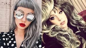 Coloration Cheveux Gris Perle : cheveux gris la tendance silver star cartonne sur ~ Nature-et-papiers.com Idées de Décoration