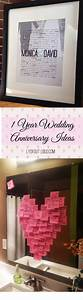 1 year anniversary gift ideas first anniversary wedding With one year anniversary wedding gifts