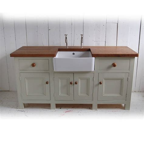 standing kitchen sink unit  eastburn country
