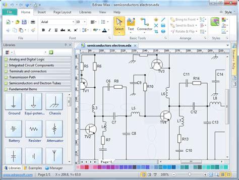 Circuits Logic Diagram Software