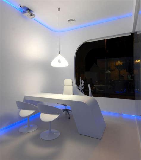 nouveaux bureaux les incroyables bureaux futuristes de hidrosalud en images