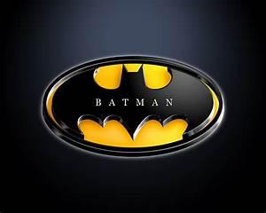 Batman Logo - Batman Wallpaper (9683803) - Fanpop