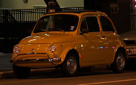 Fiat Of San Francisco by California Streets San Francisco Sighting 1972