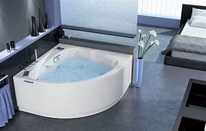 Baignoire Pour Deux : la baln o deux pour petite salle de bains inspiration bain ~ Premium-room.com Idées de Décoration