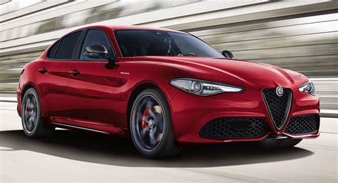 2019 Alfa Romeo Giulia Barracuda : Euro-spec 2019 Alfa Romeo Giulia And Stelvio Get Revised
