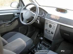 2004 Opel Meriva 1 7 Dti Climate