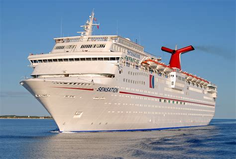 Carnival Sensation Resumes Cruises Out Of Miami After Multimillion-dollar Makeover - Sun Sentinel