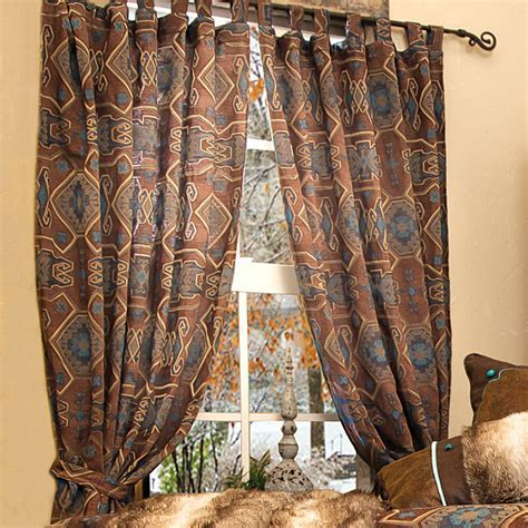 Turquoise Mesa Drapes   OVERSTOCK