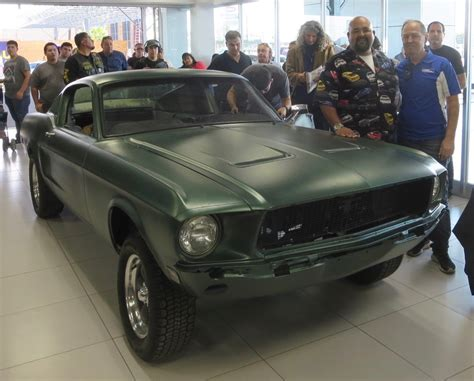 Where Is The Real Bullitt Mustang by Auto Archeology Bullitt Mustang Re Emerges