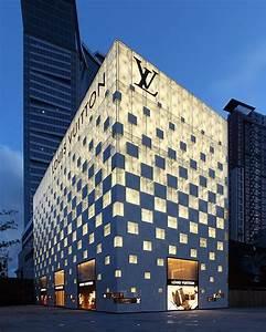 Louis Vuitton Store In Shenzhen #design #inspiration # ...