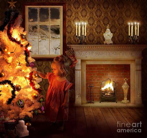 christmas magic photograph by eugene james