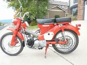 1964 Honda Ct200  90cc  Trail Motorcycle