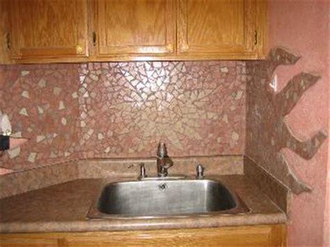 broken tile mosaic projects