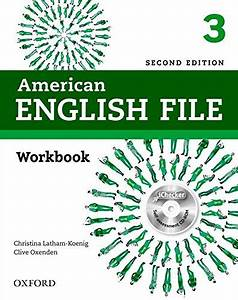 9780194776417  American English File 2nd Edition 3