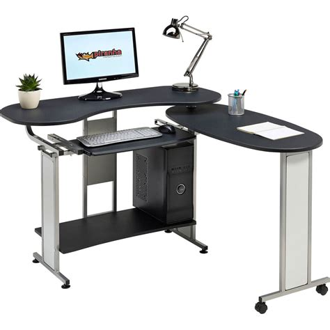 small gaming computer desk folding computer table home office piranha furniture