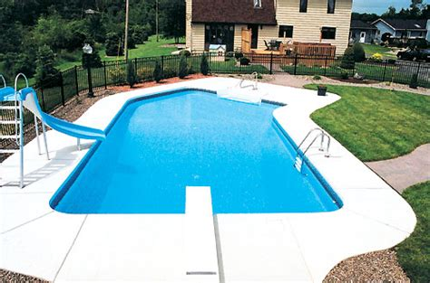 14' X 32' Lazy-l Swimming Pool Kit With 42