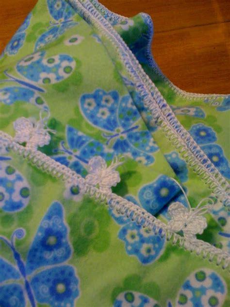 Crochet Butterfly Edgings Pattern