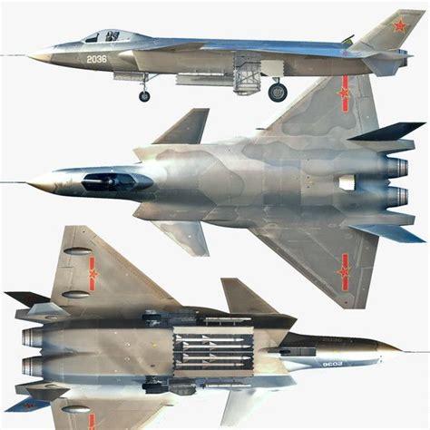 J-20 Stealth Fighter Armament