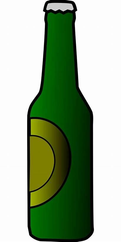 Clipart Cerveza Botella Drinking Beer Transparent Clip