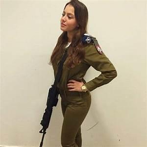 Beautiful Military Girls Of Israel (70 pics) - Izismile.com