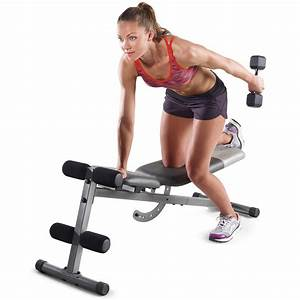 Walmart Gold's Gym Bench   Aifaresidency.com