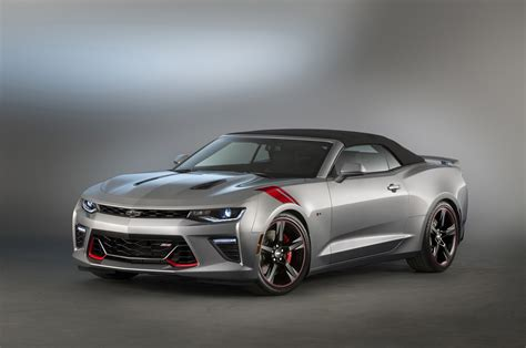 2018 Chevy Camaro Red Accent Concept Gm Authority