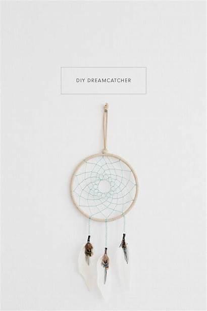 Dreamcatcher Diy Simple Dreamcatchers Catcher Dream Easy