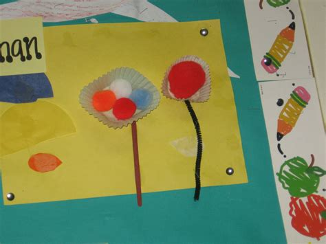 crafts for preschoolers flower collages and more 790 | mrs rapps 006